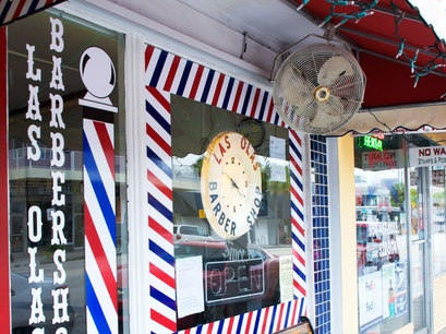 Las Olas Barber Shop Fort Lauderdale Florida United States