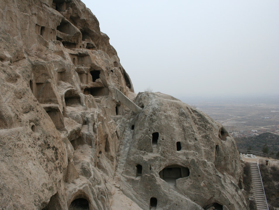 Ancient cliff homes