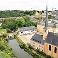 Luxembourg City Tourist Office Luxembourg  Luxembourg
