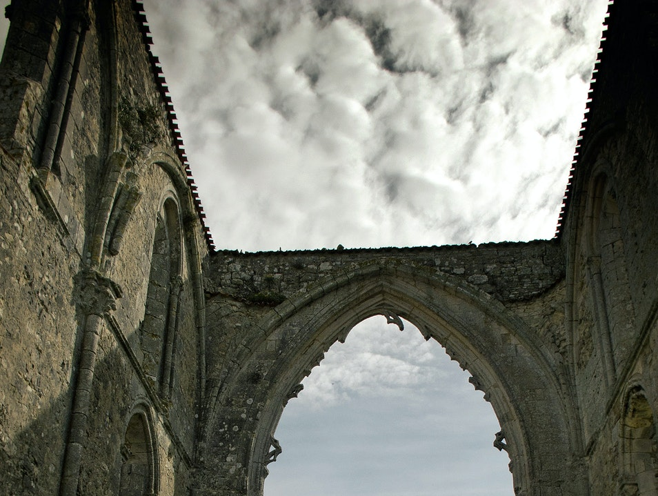 Abbey of Chateliers