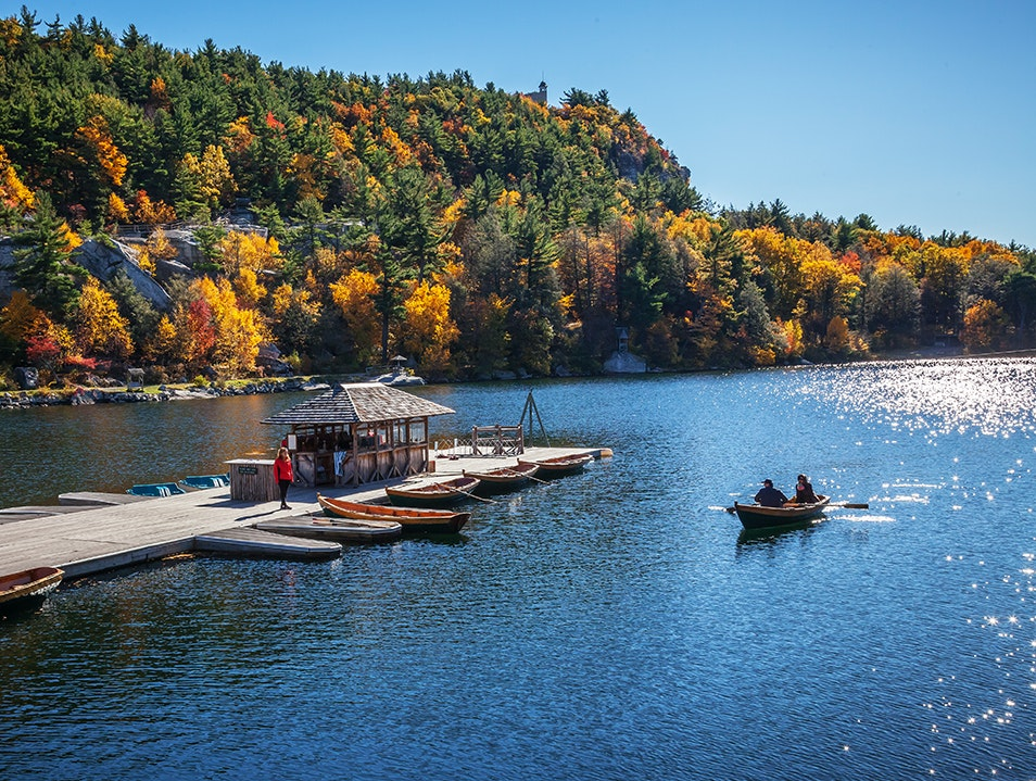 Mohonk Mountain House New York New York United States