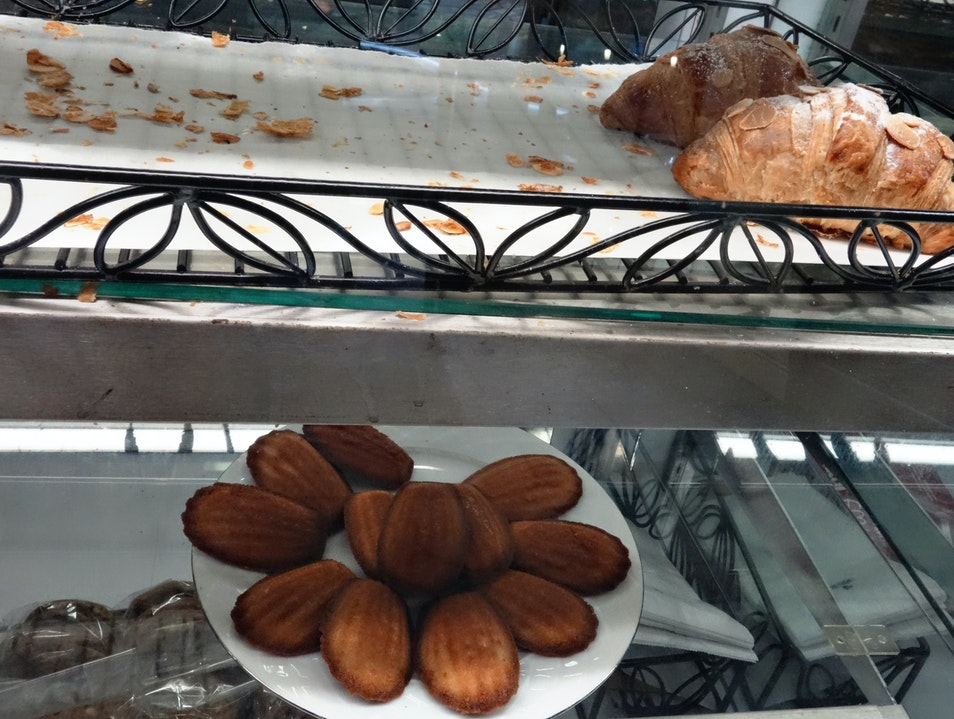 Enjoy Philly's best French pastries at Miel Philadelphia Pennsylvania United States