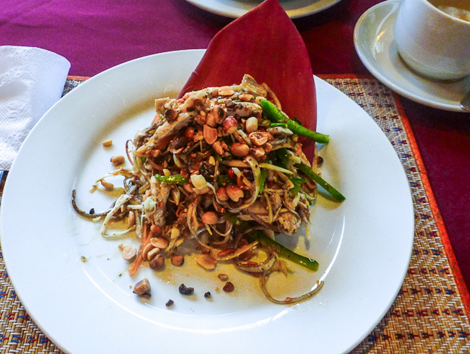 Salad Superlative Required Siem Reap  Cambodia