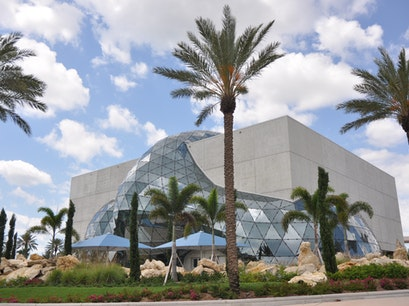 The Dali Museum Saint Petersburg Florida United States