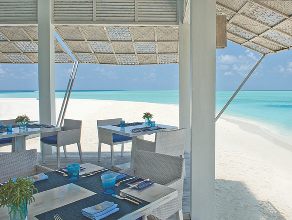 Dine at Four Seasons Resort Maldives at Landaa Giraavaru Baa Atoll  Maldives