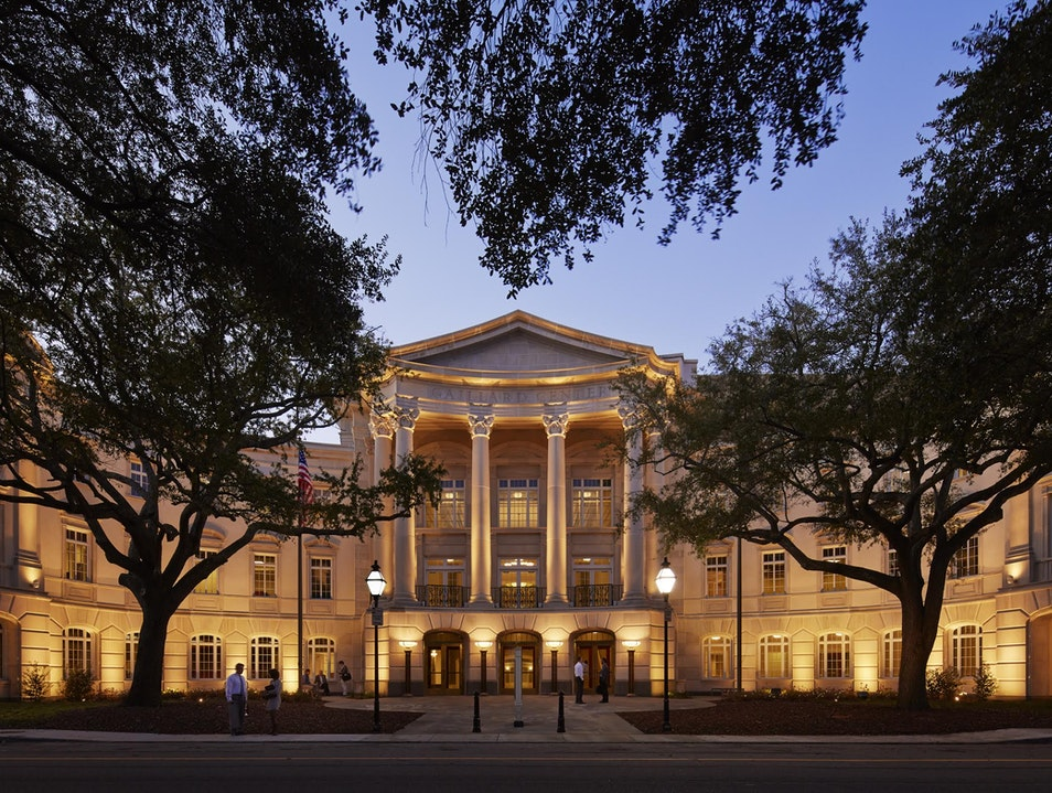 Charleston's Performing Arts Hub Charleston South Carolina United States