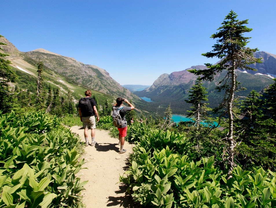 Hike to Remember: Grinnell Glacier Browning Montana United States