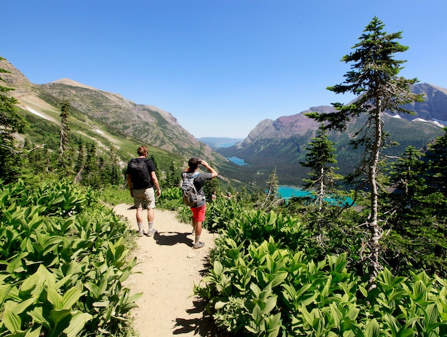 Hike to Remember: Grinnell Glacier