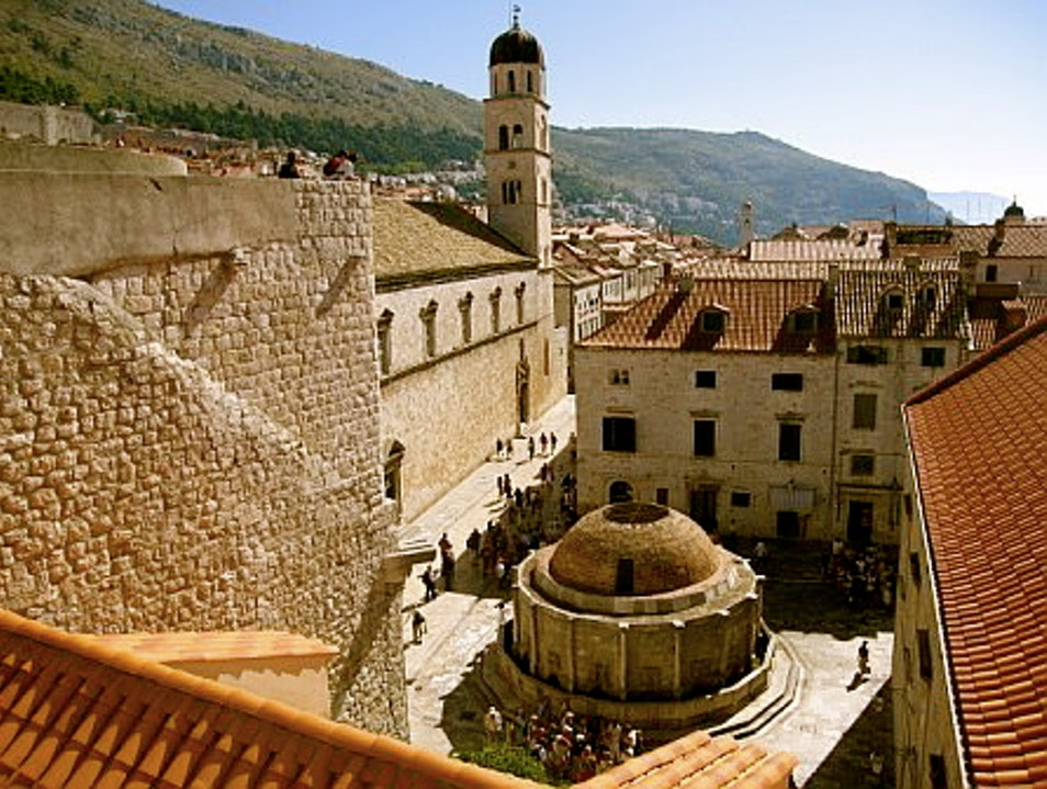 Dashing Dubrovnik