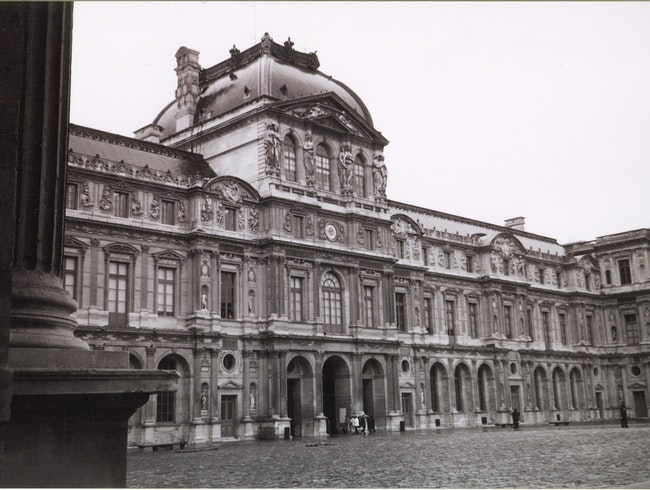 THE Paris Museum