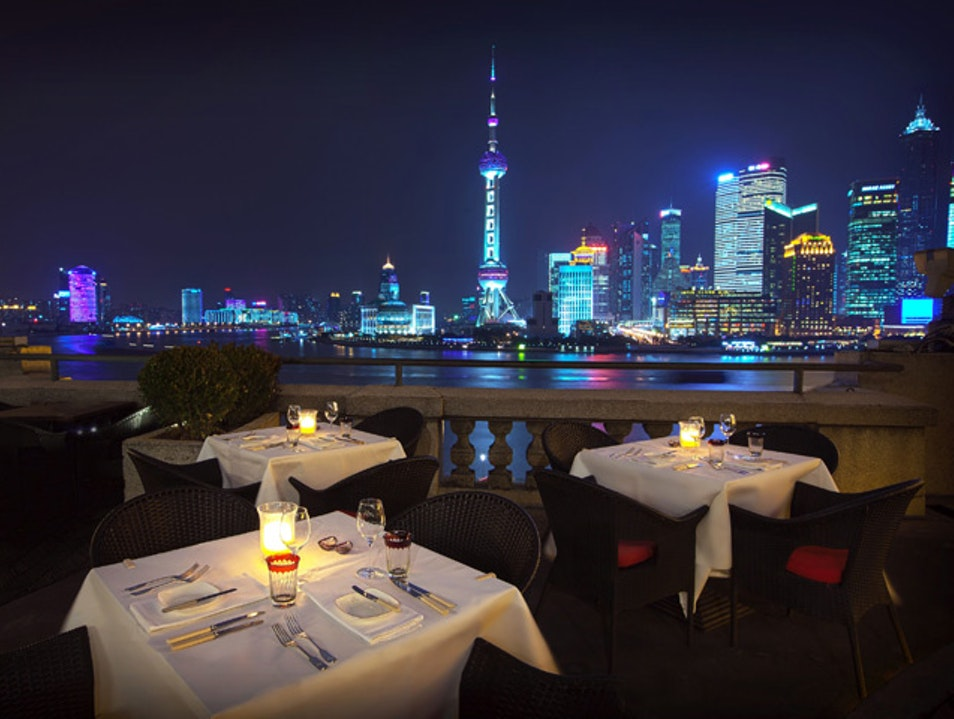 Fine Dining, Extraordinary View