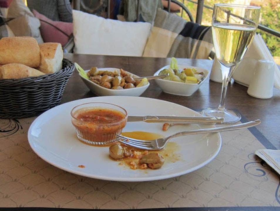 Ziggy Cafe: Outdoor Dining with a View in Cappadocia