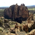 Smith Rock Rogue River - Siskiyou National Forest Oregon United States