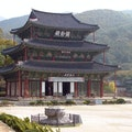 Geumsunsa Temple Seoul  South Korea