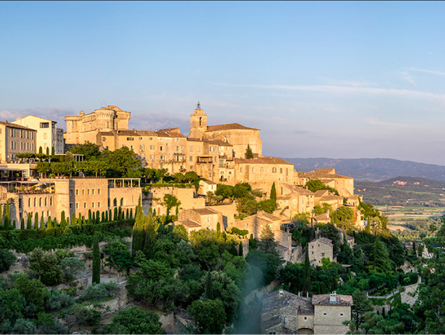Art and Historic Architecture in the Luberon