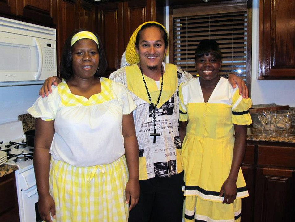 Take a Garifuna Cooking Class Hopkins  Belize