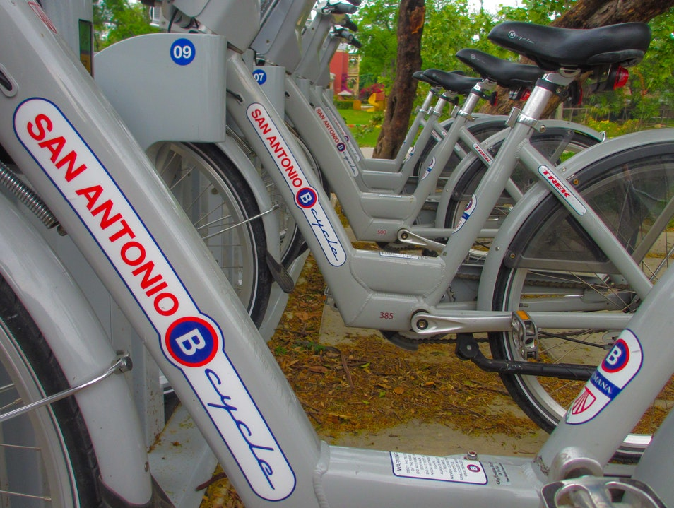 Bike San Antonio San Antonio Texas United States