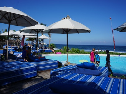 Komune Resort and Beach Club Keramas Beach Bali Blahbatuh  Indonesia