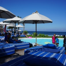 Komune Resort and Beach Club Keramas Beach Bali