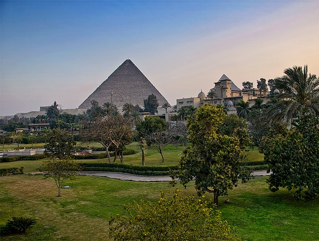 Egyptian Luxury with an Incredible View