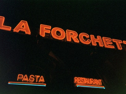 La Forchetta London  United Kingdom