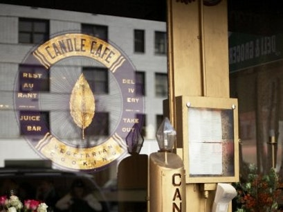 Candle Café New York New York United States