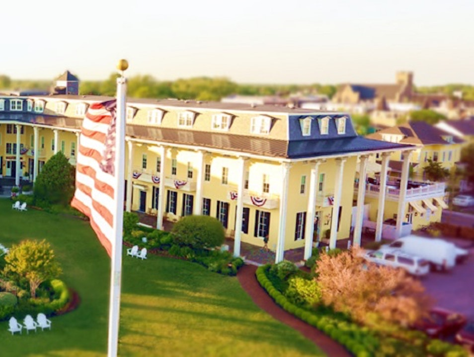 Staying at Congress Hall Enriches Your Historic Cape May Experience   Earth