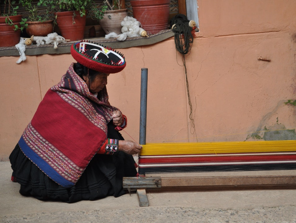 Knitting Co-ops in the Sacred Valley, Peru