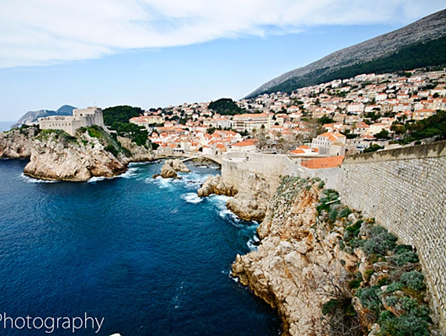 Walk Dubrovnik's Old City Walls