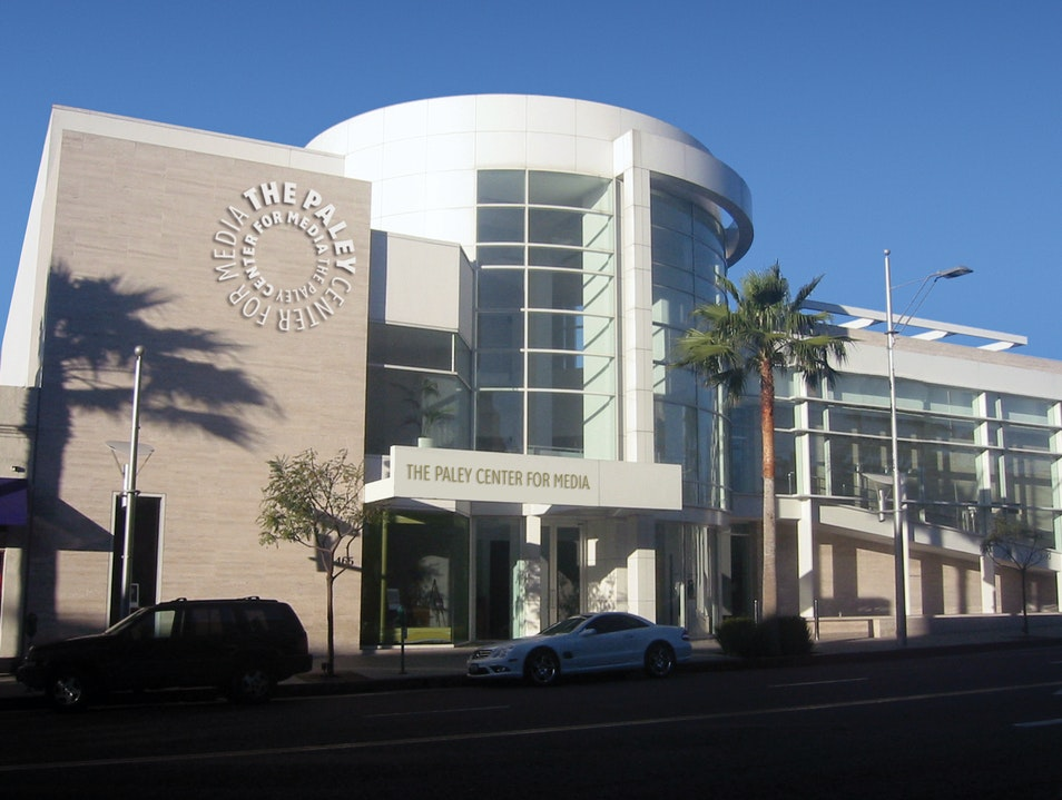 Paley Center's Media Mecca Beverly Hills California United States