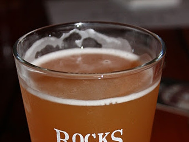 The Rocks' Craft Beer Pub