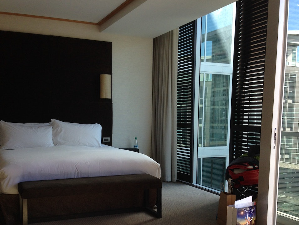 A Comfortable Stay at the Sofitel Auckland