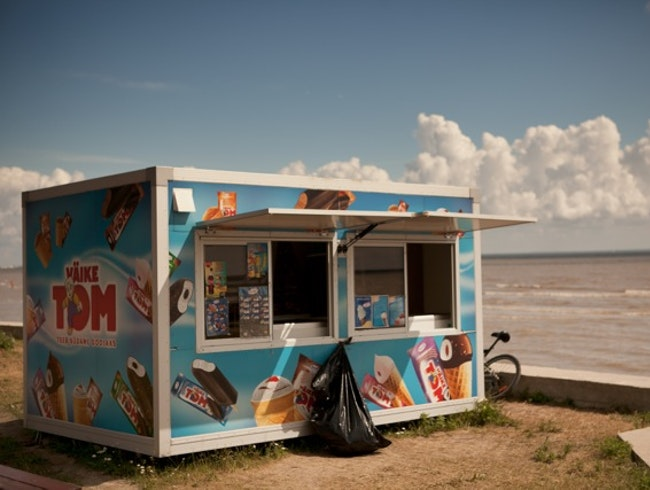 Beachside Ice Cream