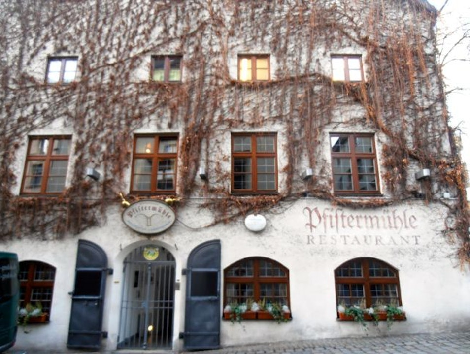 Upscale Bavarian Cuisine in the Middle of Munich's Historic Center