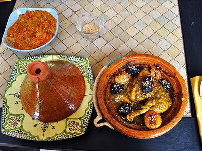 Moroccan Cooking Course Marrakech  Morocco