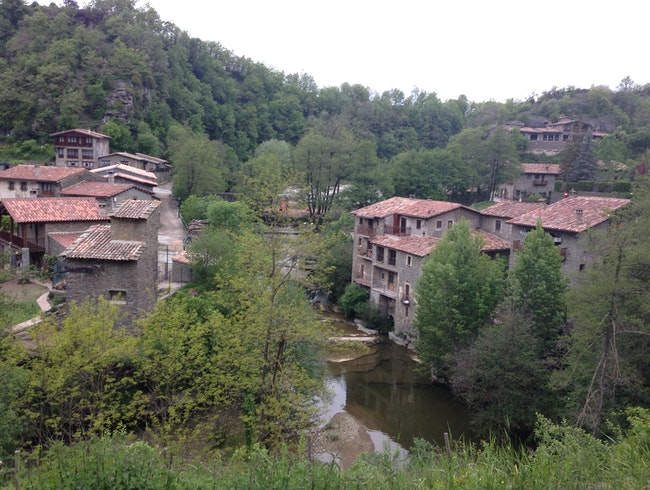 Explore a fairy-tale village in Rupit