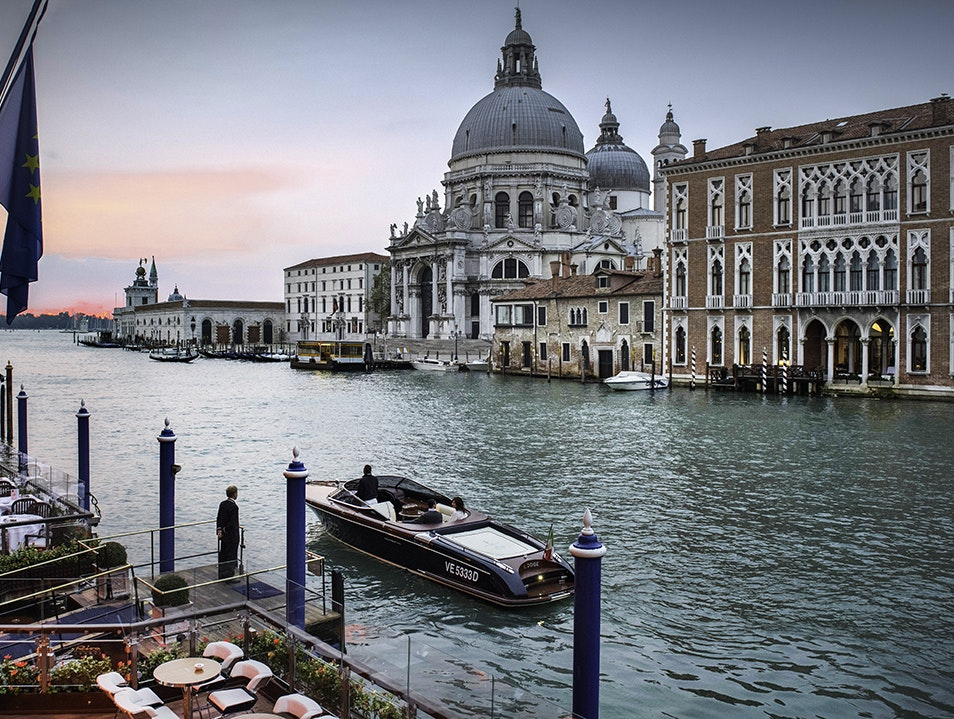 Palace Hotels: Hotel Gritti Palace, Venice   Italy