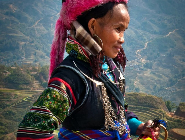 The Queen of Sapa