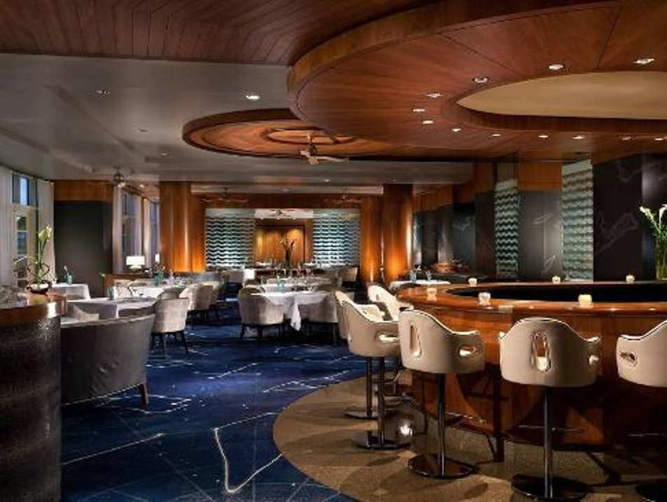 Best Seafood in the Caribbean: Blue by Eric Ripert