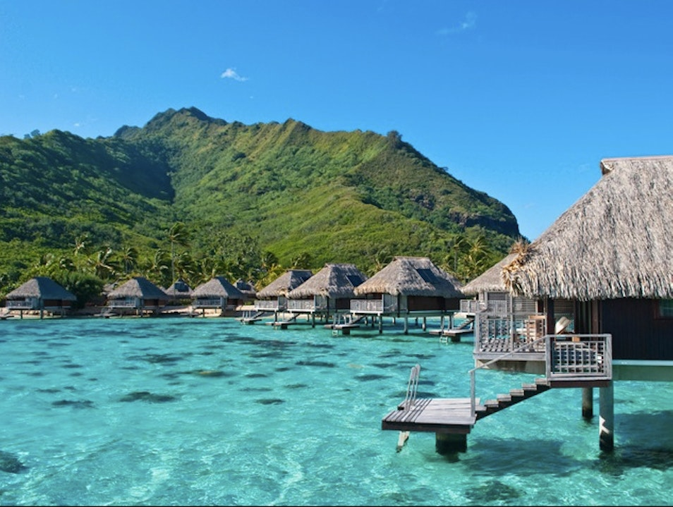 Moorea, Society Islands  Windward Islands  French Polynesia