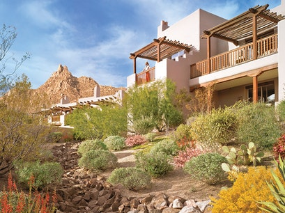 Four Seasons Resort Scottsdale at Troon North Scottsdale Arizona United States