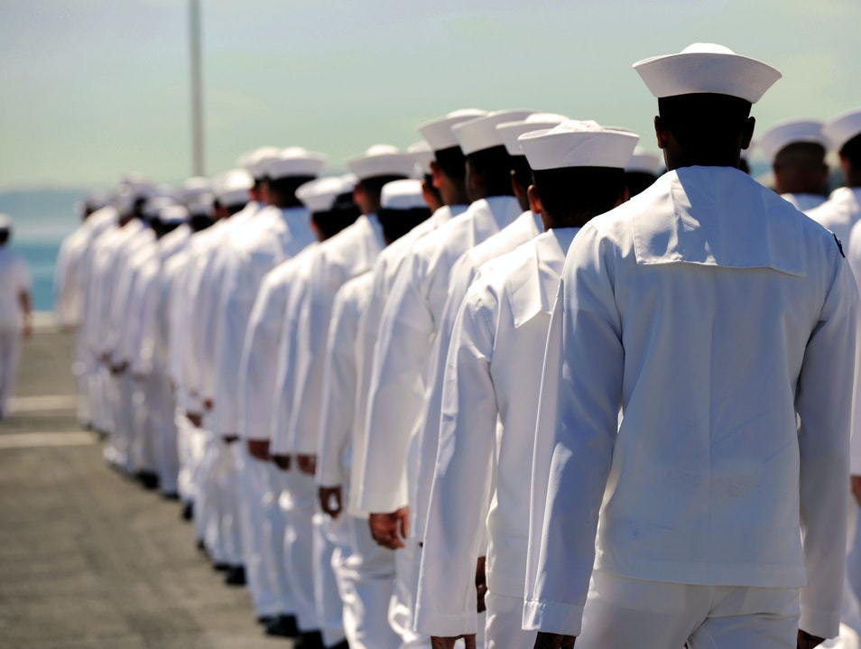 Party with the U.S. Navy's Fifth Fleet