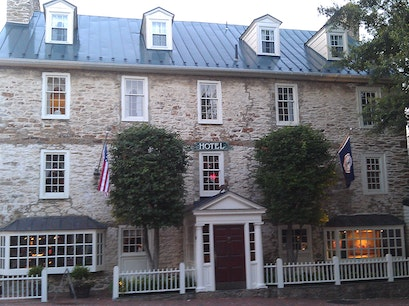 Red Fox Inn & Restaurant Middleburg Virginia United States