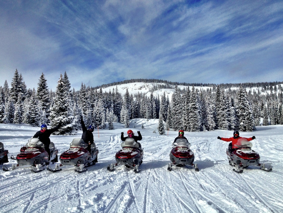 Live Adventurously Steamboat Springs Colorado United States