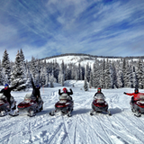 Steamboat Snowmobile Tours
