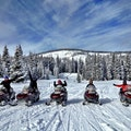 Steamboat Snowmobile Tours Steamboat Springs Colorado United States