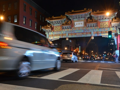 Chinatown Washington, D.C. District of Columbia United States