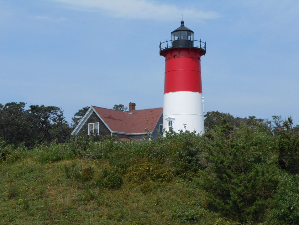 Nauset Lighthouse Eastham Massachusetts United States