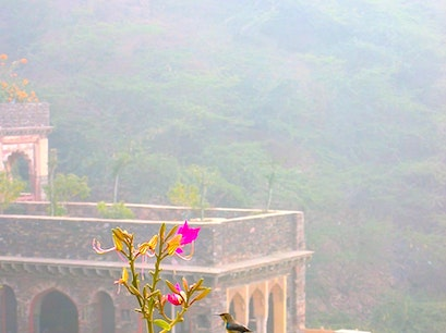 Neemrana Fort-Palace Alwar  India