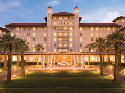 Hotel Galvez And Spa Galveston Texas United States